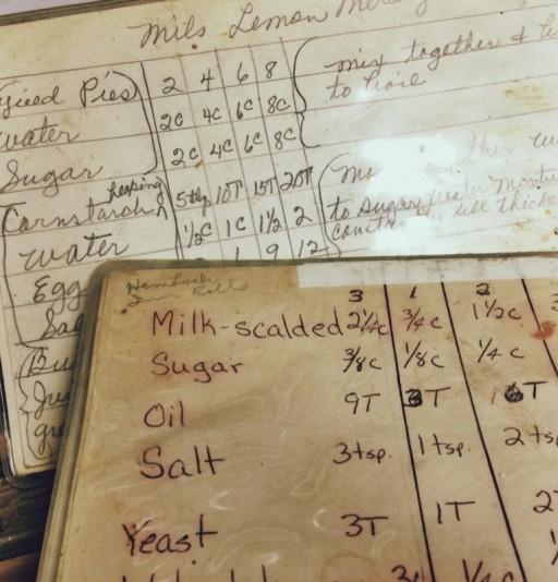 Old Hemlock Inn Recipes - Inn located in Bryson City