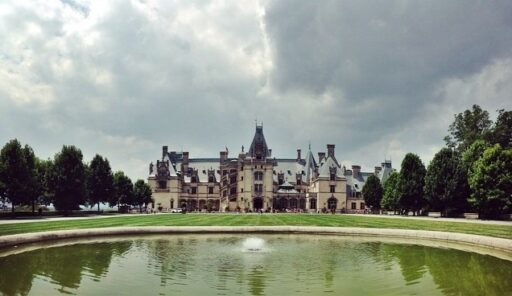 The Biltmore Estate - Largest House in America