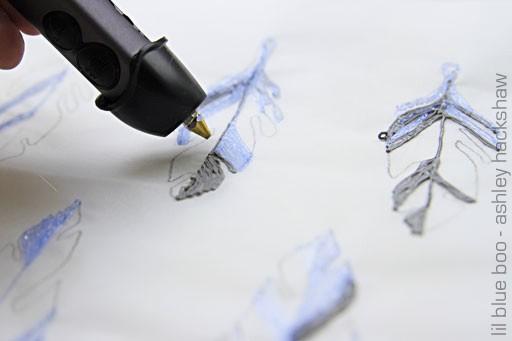 3Doodler Printing Pen Project Idea