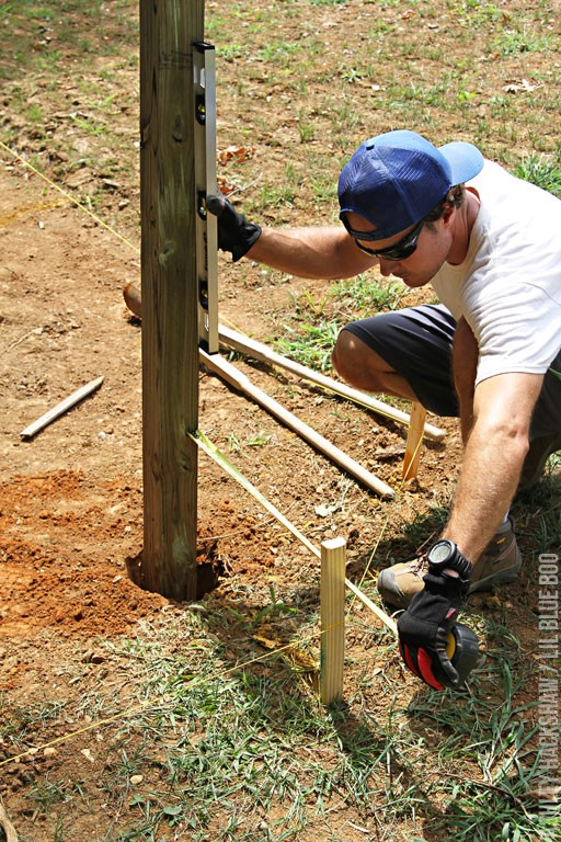 How to Build a Fence