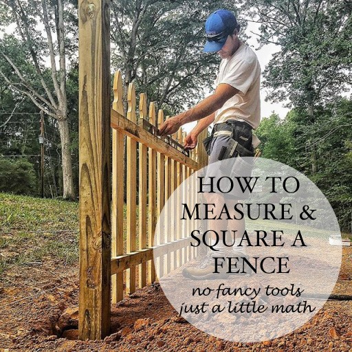Fence Installation Tips: Layout and Digging Post Holes