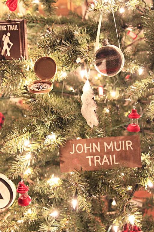 vintage christmas tree ideas