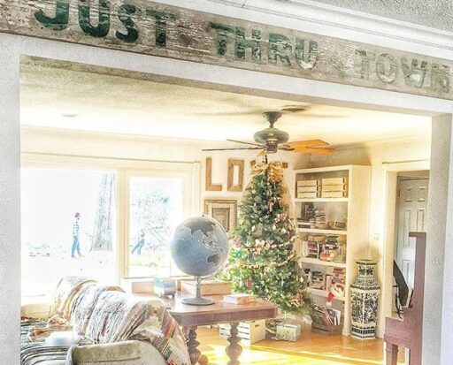 Vintage Inspired Signs and Decor