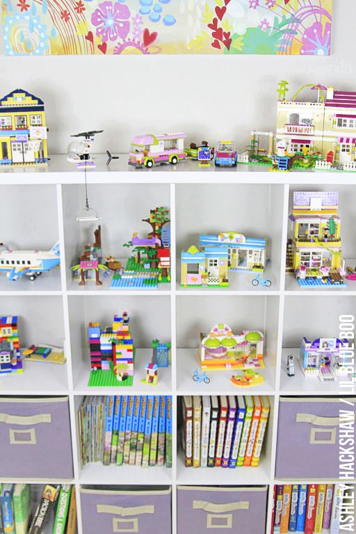 Living with Legos - Real Ways to Store Legos