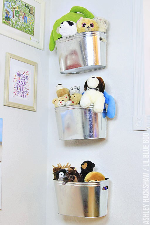 Toy Organization Ideas
