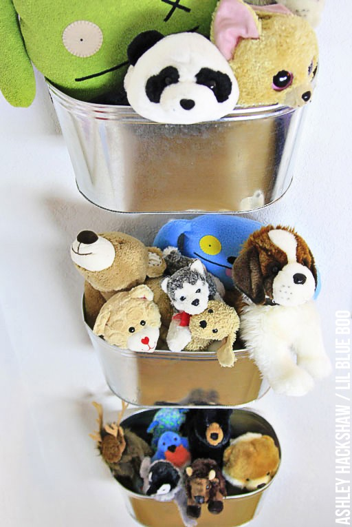 Creative Ways for Storing Stuffed Animals and Toys
