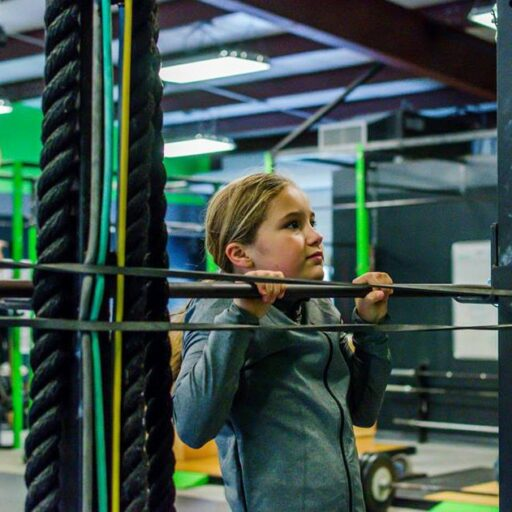 Crossfit kids - Growing Up Strong