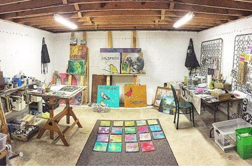 Art Studio - Wall Easel