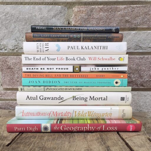 Books on Mortality and Meaning