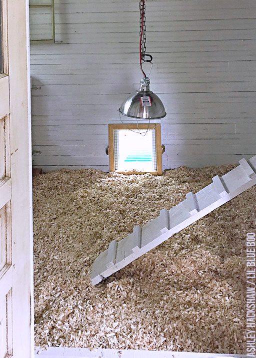 Chicken Coop Bedding