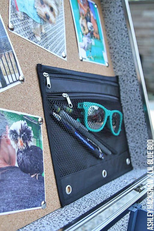 summer camp trunk accessories