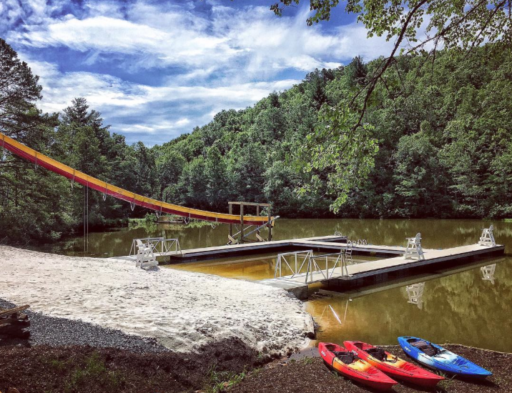 Camp Watia - YMCA camp in Western North Carolina
