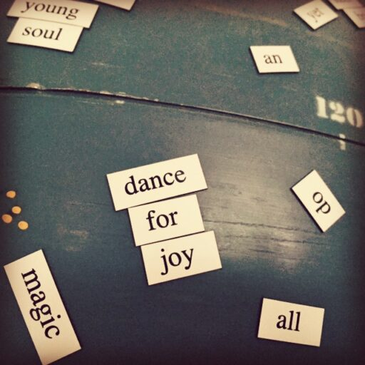 Dance for Joy Graphic
