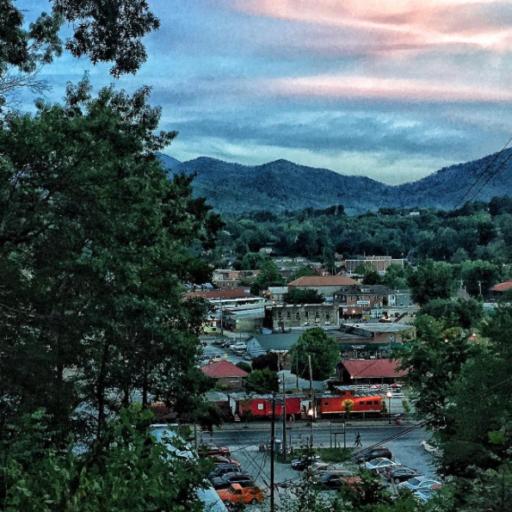Great Smoky Mountains Train 1702