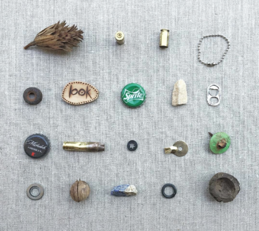 Found Objects - September