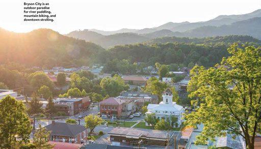 Western North Carolina - River Town - Bryson City