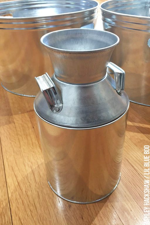 Where to buy Galvanized bins - How to age galvanized and metal bins