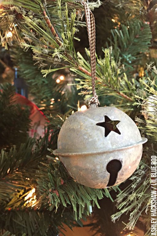vintage rustic christmas ornaments