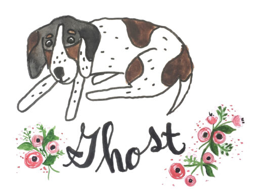 Ghost Hound of Bryson City