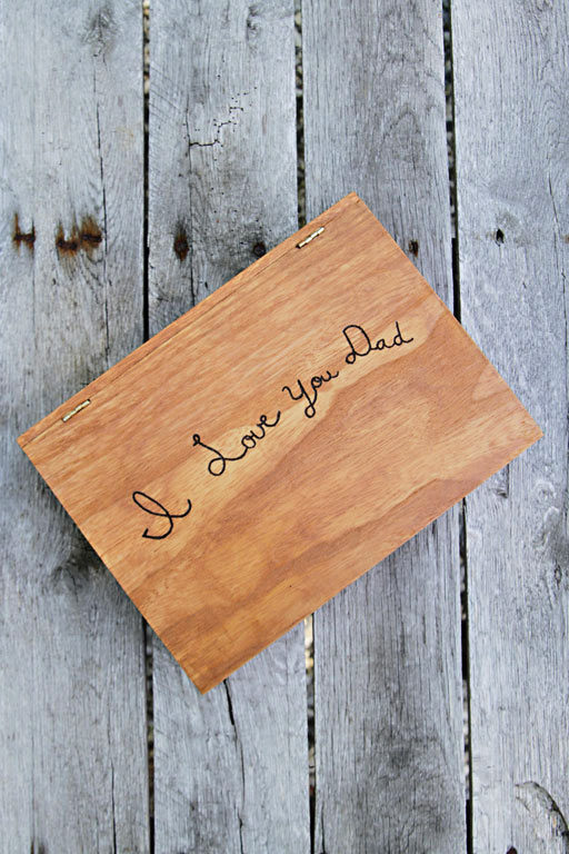 Father's Day Gift Idea - A gift he won't forget