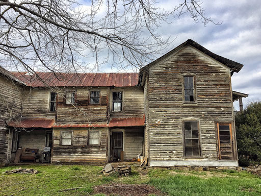 The Old Whittier Hotel - Whittier, NC - McHan Hotel / Boarding House on the Southern Railway