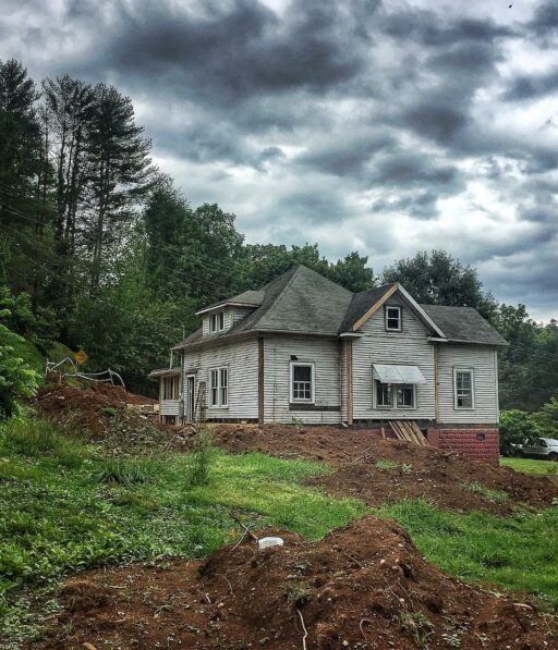 Bryson City Farmhouse renovation - Restoring a 100-year old farmhouse in the Smoky Mountains