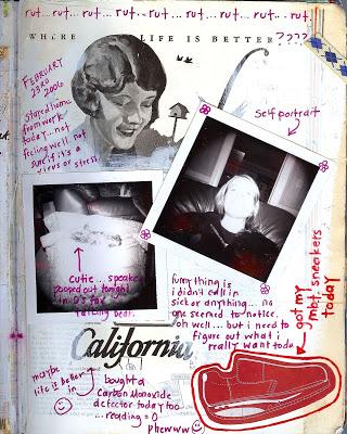 Journaling - Part II via lilblueboo.com
