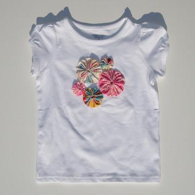 Intentionally Mismatching Fabrics (on an Evelyn Skirt) yoyos via lilblueboo.com