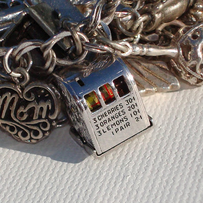 Collecting Vintage Charms and Trinkets - Charm Giveaway I 3 via lilblueboo.com