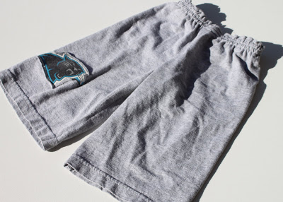 Recycled T-Shirt Toddler Pants & Gauchos 7 via lilblueboo.com