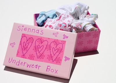 The Underwear Box via lilblueboo.com