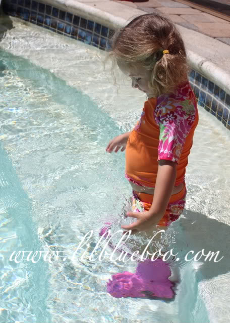 "The New Wardrobe Staple - ""Super Hero"" Boots in the pool via lilblueboo"