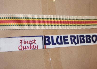 Pieces before sewn together - DIY Tutorial via lilblueboo.com