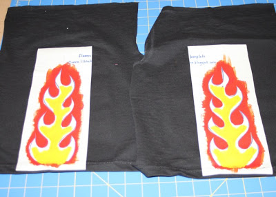 Flaming Pants tutorial step 8 via lilblueboo.com
