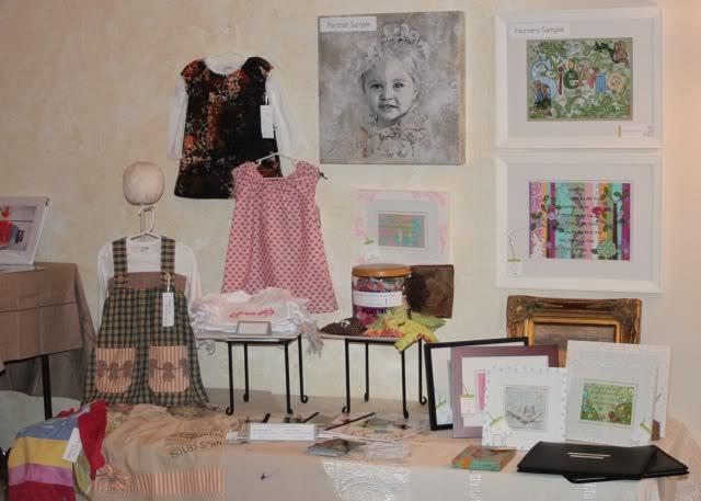 Boutique: Done via lilblueboo.com