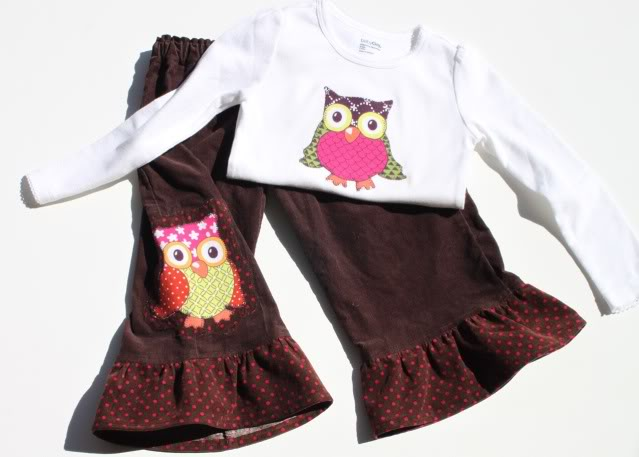 For the Owl Lover via lilblueboo.com