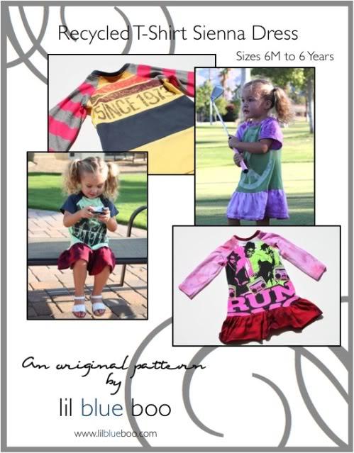 The Sienna Dress 9 via lilblueboo.com