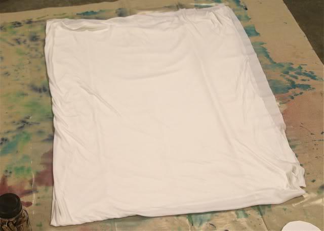 "I ""Heart"" Tie Dye soak fabric via lilblueboo.com"