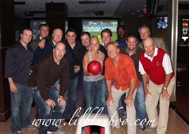 Wedding Part V: Preview bowling via lilblueboo.com