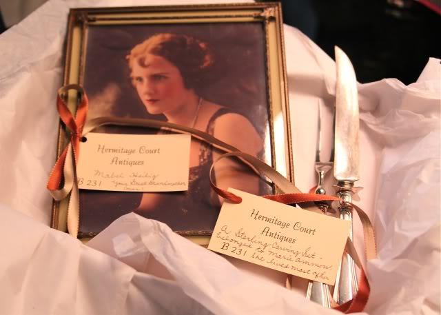 Wedding Part V: Preview gift via lilblueboo.com