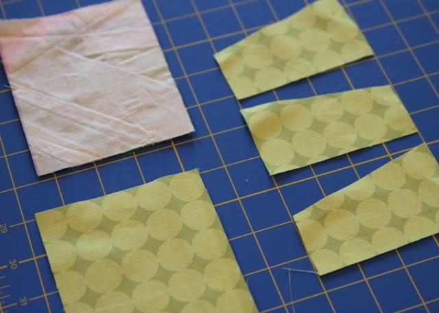 Scrap Ribbon Wallet/Clutch Tutorial step 8 via lilblueboo.com