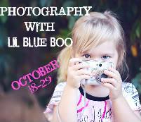 Lil Blue Boo