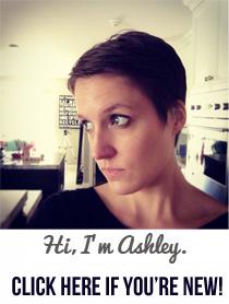 Ashley Hackshaw of Lil Blue Boo blog via lilblueboo.com