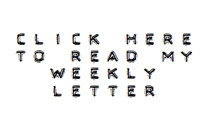 Weekly Dear Friend Letter Sign Up