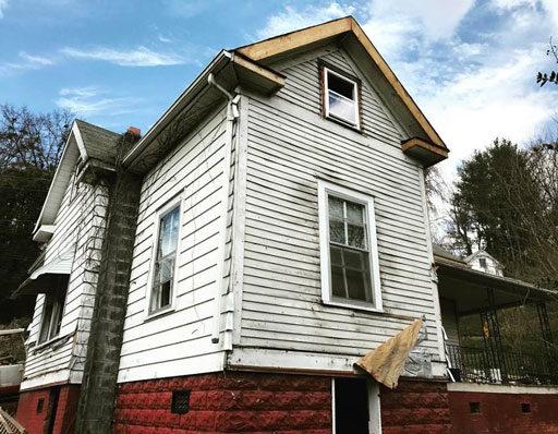 Farmhouse restoration and renovation