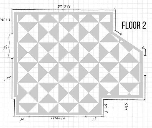 painted floor designs