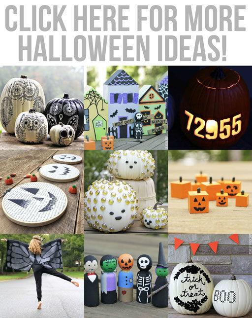Fall and Halloween DIY Decor Ideas